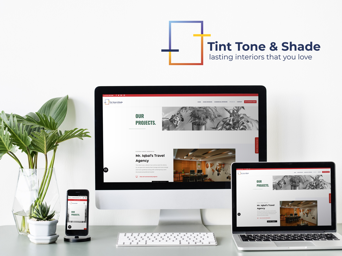 TINT TONE AND SHADE – INTERIOR & EXTERIOR DESIGNERS